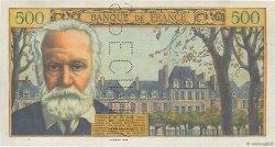 500 Francs VICTOR HUGO FRANCE  1954 F.35.00 SPL