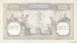 1000 Francs CÉRÈS ET MERCURE FRANCE  1930 F.37.00 pr.NEUF