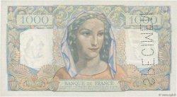 1000 Francs MINERVE ET HERCULE FRANCE  1945 F.41.00 pr.NEUF