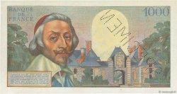 1000 Francs RICHELIEU FRANCE  1953 F.42.00 pr.NEUF