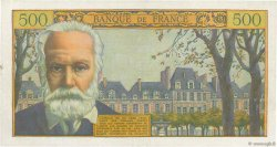 5 NF sur 500 Francs Victor HUGO FRANCE  1959 F.52.02 VF