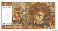10 Francs BERLIOZ FRANCE  1972 F.63.01 NEUF