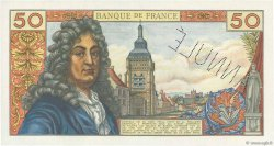 50 Francs RACINE FRANCE  1962 F.64.00s3 NEUF