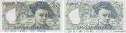 50 Francs QUENTIN DE LA TOUR FRANCE  1976 F.67.00x SUP