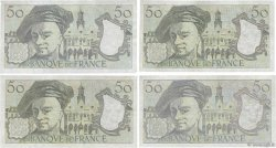 50 Francs QUENTIN DE LA TOUR Faux FRANCE  1976 F.67.00x VF+