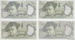 50 Francs QUENTIN DE LA TOUR FRANCE  1976 F.67.00x TTB+