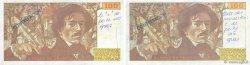 100 Francs DELACROIX modifié FRANCE  1978 F.69.00x SUP