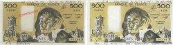 500 Francs PASCAL FRANCE  1968 F.71.00x SPL