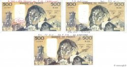 500 Francs PASCAL FRANCE  1968 F.71.00x SUP