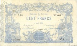 100 Francs type 1862 Indices Noirs  FRANCE  1881 F.A39.17