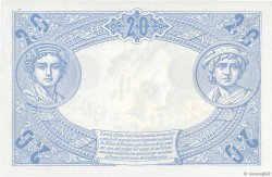 20 Francs BLEU  FRANCE  1912 F.10.02 SUP