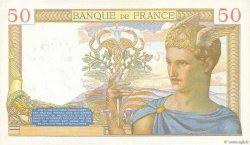 50 Francs CÉRÈS FRANCE  1937 F.17.36