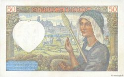 50 Francs JACQUES CŒUR FRANCE  1942 F.19.19 SPL