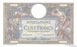 100 Francs LUC OLIVIER MERSON avec LOM FRANCE  1908 F.22.00x NEUF