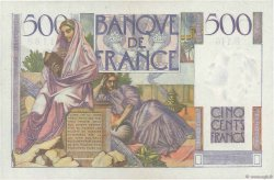500 Francs CHATEAUBRIAND FRANCE  1953 F.34.13 SPL