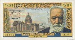 500 Francs VICTOR HUGO FRANCE  1954 F.35.01 pr.NEUF