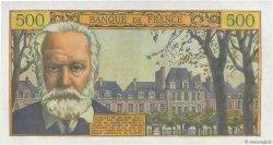500 Francs VICTOR HUGO FRANCE  1955 F.35.04 SPL