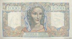 1000 Francs MINERVE ET HERCULE FRANCE  1946 F.41.13 SPL+