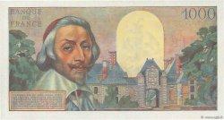 1000 Francs RICHELIEU FRANCE  1957 F.42.25 pr.SPL
