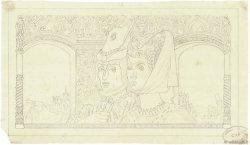 (5000) Francs FRANCE  1950 F. SPL
