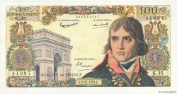 100 Nouveaux Francs BONAPARTE FRANCE  1959 F.59.04 SUP