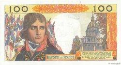 100 Nouveaux Francs BONAPARTE FRANCE  1960 F.59.05 SUP à SPL