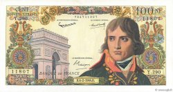 100 Nouveaux Francs BONAPARTE FRANCE  1964 F.59.25 SUP+