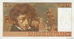 10 Francs BERLIOZ sans signatures FRANCE  1978 F.63bis.01