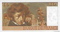 10 Francs BERLIOZ sans signatures FRANCE  1978 F.63bis.01 SUP+