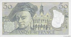 50 Francs QUENTIN DE LA TOUR FRANCE  1992 F.67.18 SPL