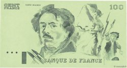 100 Francs DELACROIX FRANCE  1978 F.69.00 NEUF