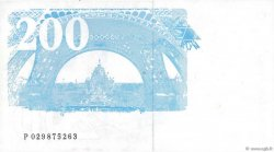 200 Francs EIFFEL FRANCE  1995 F.75.01 SPL