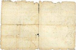 10 Livres Tournois gravé FRANCE  1719 Dor.01 B+