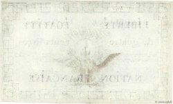 400 Livres FRANCE  1792 Ass.38a SUP+