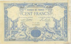 100 Francs type 1882 FRANCE  1888 F.A48.08 pr.TB
