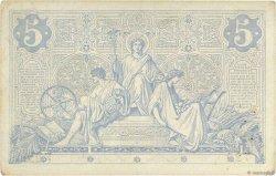 5 Francs NOIR FRANCE  1873 F.01.16 SUP