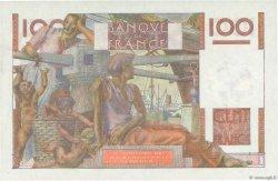 100 Francs JEUNE PAYSAN filigrane inversé FRANCE  1954 F.28bis.06 SPL