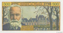 500 Francs VICTOR HUGO FRANCE  1955 F.35.04 XF