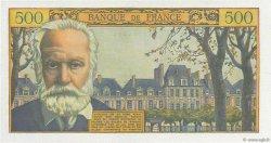500 Francs VICTOR HUGO FRANCE  1955 F.35.04 SUP