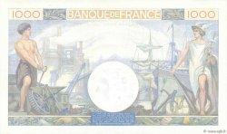 1000 Francs COMMERCE ET INDUSTRIE FRANCE  1940 F.39.01 pr.NEUF