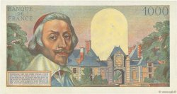 1000 Francs RICHELIEU FRANCE  1953 F.42.01 SPL