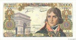 10000 Francs BONAPARTE FRANCE  1956 F.51.02 SPL