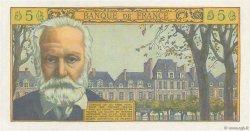 5 Nouveaux Francs VICTOR HUGO FRANCE  1959 F.56.01 NEUF