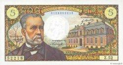 5 Francs PASTEUR FRANCE  1967 F.61.05 SPL