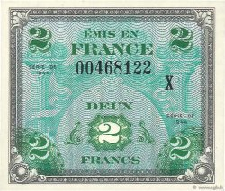 2 Francs DRAPEAU FRANCE  1944 VF.16.03 NEUF