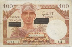 100 Francs SUEZ FRANCE  1956 VF.42.01 TB