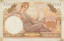 100 Francs SUEZ FRANCE  1956 VF.42.01 pr.TTB