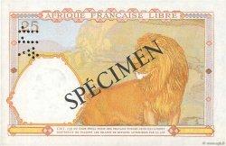 25 Francs AFRIQUE ÉQUATORIALE FRANÇAISE  1941 P.07s SPL
