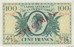 100 Francs AFRIQUE ÉQUATORIALE FRANÇAISE Brazzaville 1941 P.13s SPL