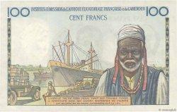 100 Francs AFRIQUE ÉQUATORIALE FRANÇAISE  1957 P.32 pr.SPL